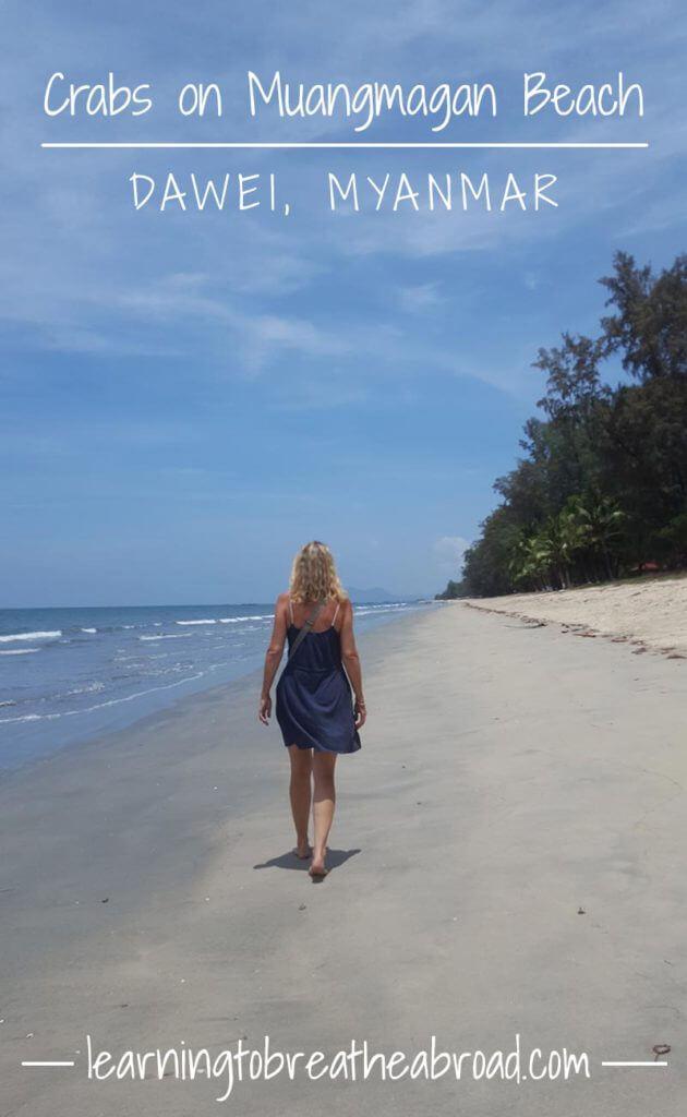 Maungmagan Beach, Dawei, Myanmar (Burma)