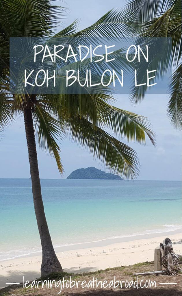 Koh Bulon Le island in Thailand - Paradise island in Thailand - Best island in the Andeman Sea - Best beach in Thailand - Best Romantic Getaway in Thailand