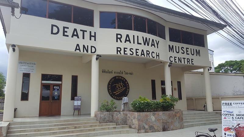 Death Railway Museum - Kanchanaburi