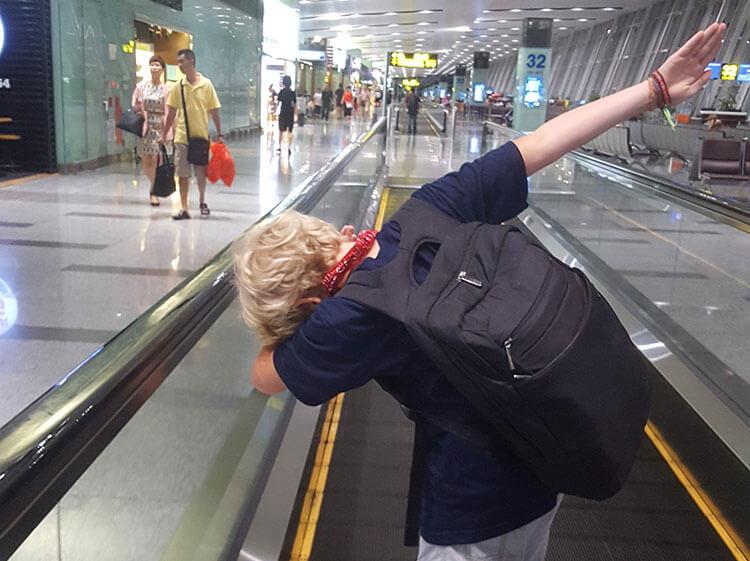 Dab - leaving Hanoi