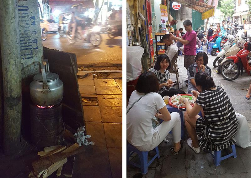 Vietnam - Hanoi Streets