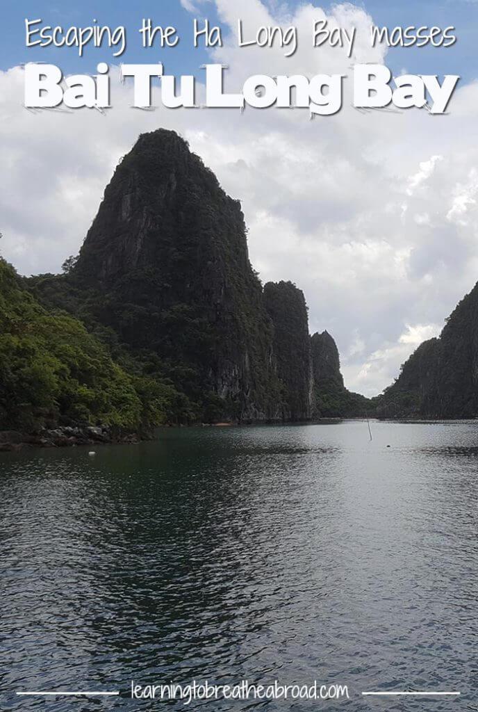 2 Day Cruise in Bai Tu Long Bay | Halong Bay Tour Alternative | Halong Bay Travel | Vietnam Travel | Bai Tu Long Bay Cruise Vietnam | Bai Tu Long Bay Vietnam | Halong Bay Cruise Vietnam | Halong Bay Cruise | Halong Bay Tour