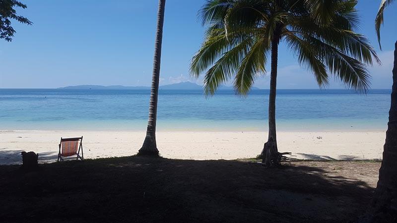 pansand resort on Koh Bulon Le - Thailand