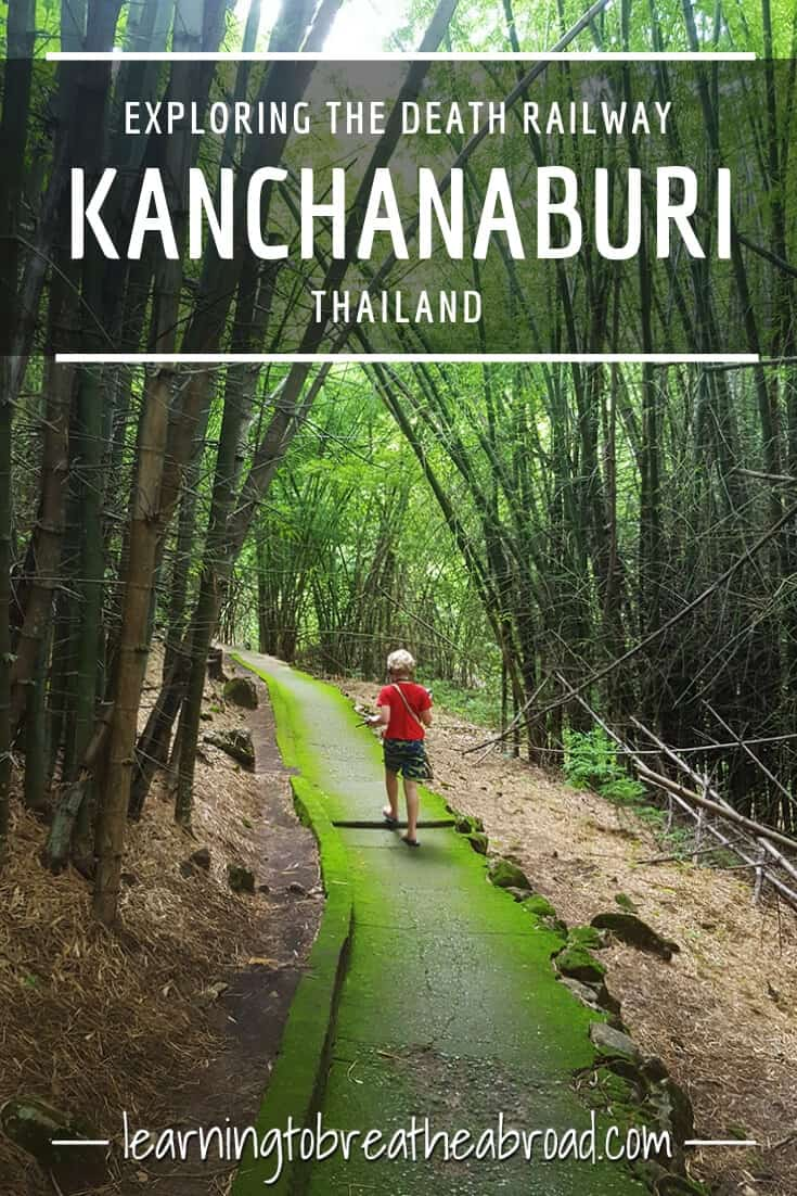 Exploring the Death Railway, Kanchanaburi, Thailand