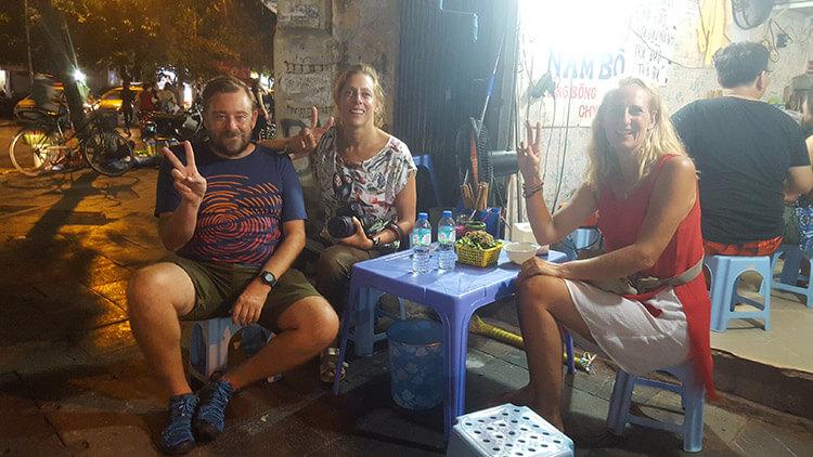 Hanoi, Street food tour
