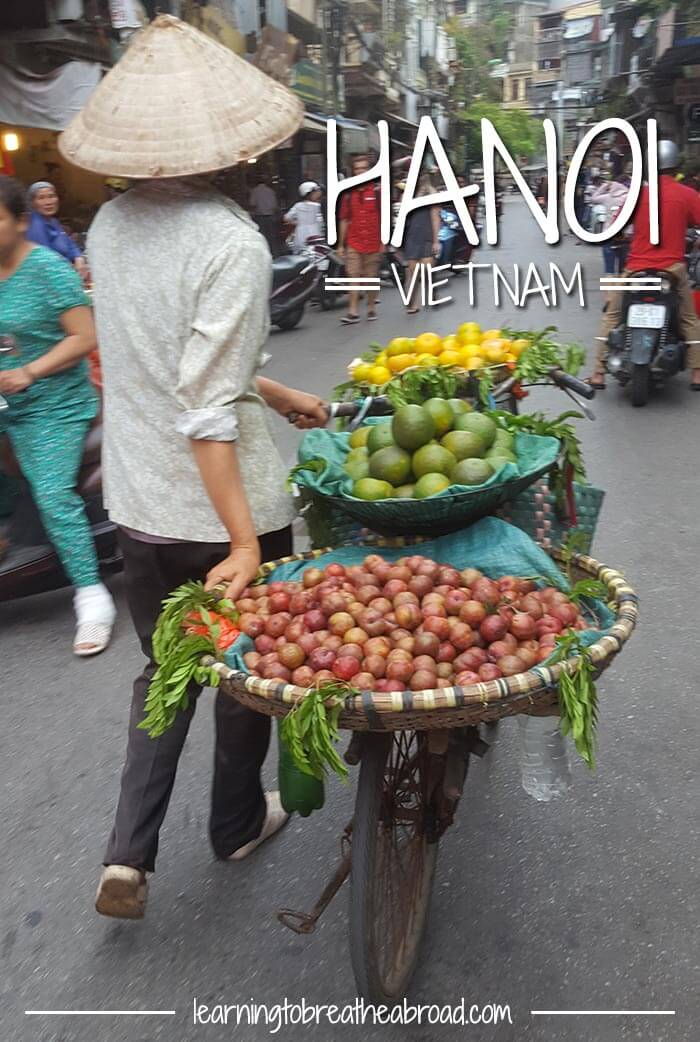 A comprehensive guide to the city of Hanoi: What to See & What to Do, Where to Stay and more... | Our Guide to Hanoi | Things to do in Hanoi | Hanoi Travel Tips | Hanoi Vietnam Travel | Hanoi Guide | Vietnam Travel | Accommodation in Hanoi | Hanoi Travel #hanoi #vietnam #southeastasia