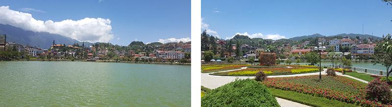 Vietnam - Sapa town