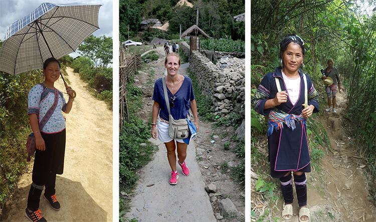 Vietnam - Trekking in Sapa