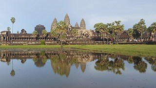 Travelling in Cambodia - Angkor Wat