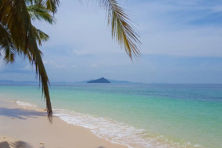 koh bulon le island in thailand