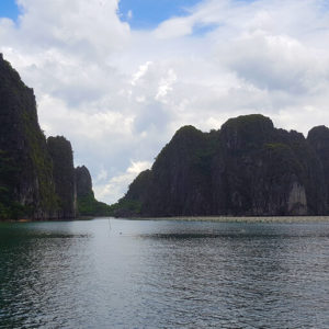 Escaping the Halong Bay masses: Bai Tu Long Bay