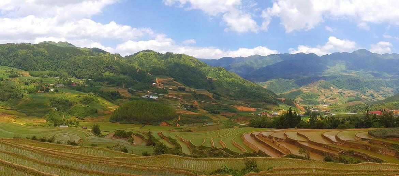 Trekking in Sapa in Vietnam