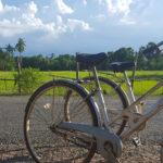 Kampong Chhnang - bicycle ride to pottery village