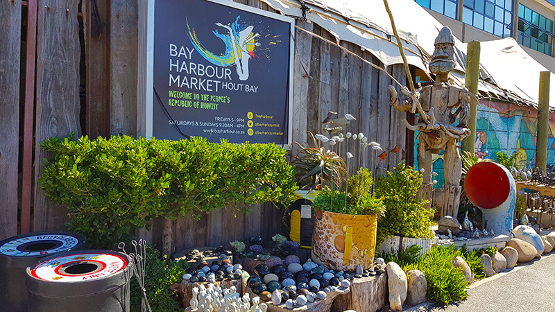 Things to do in Hout bay: Bay Harbour Market in Hout bay, Cape Town, South Africa