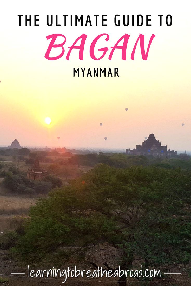 The Ultimate Guide to Bagan Myanmar