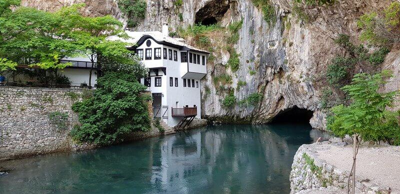 Blagaj Tekija - Blgaj - Bosnia & Herzegovina