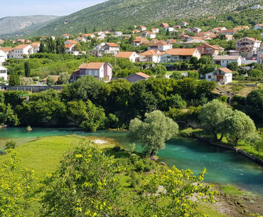 Blagaj: Sufi houses and Springs