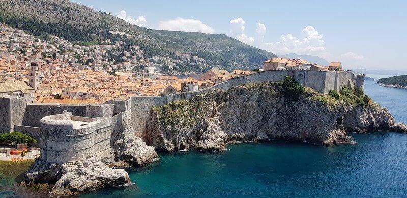 Things to see in Dubrovnik Croatia - Dubrovnik City Walls