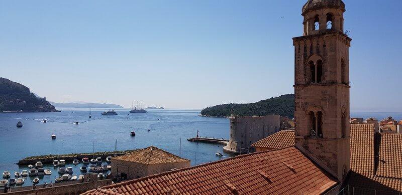 Dubrovnik Croatia - City Walls