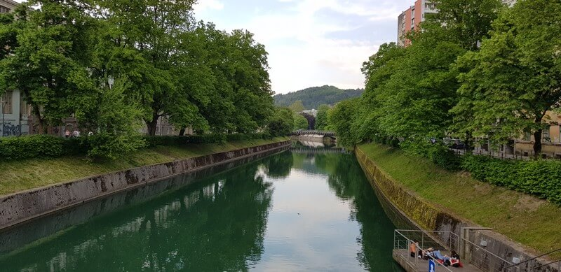Things to do in Ljubliana: Boat Cruise on river