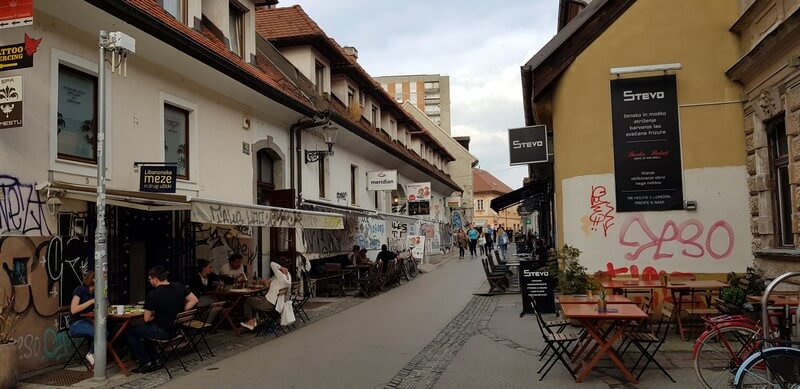 Things to do in Ljubliana: Coffee Culture