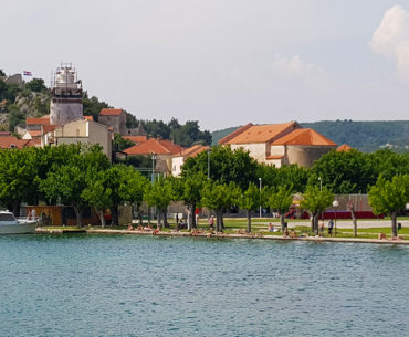 Spectacular Sights in Skradin