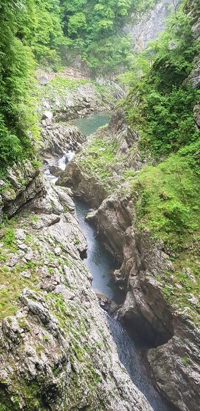 Our favourite things to do in Slovenia's Karst Region: Skocjanske Caves