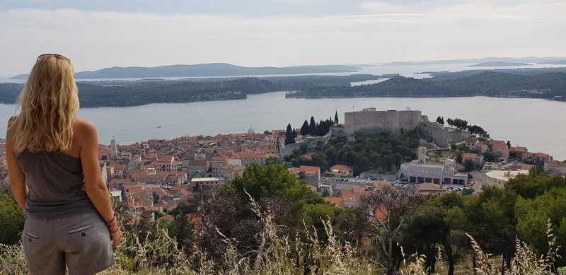 Things to do in Sibenik: St Johns Fortress