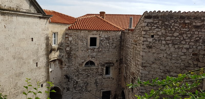 Things to do in Sibenik: St Michaels Fortress
