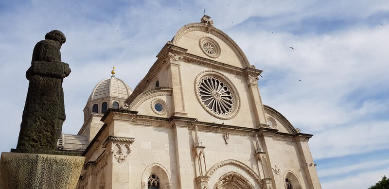 Things to do in Sibenik: St James Cathedral