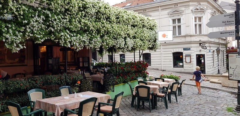 Things to do in Belgrade: Skadarlja Street