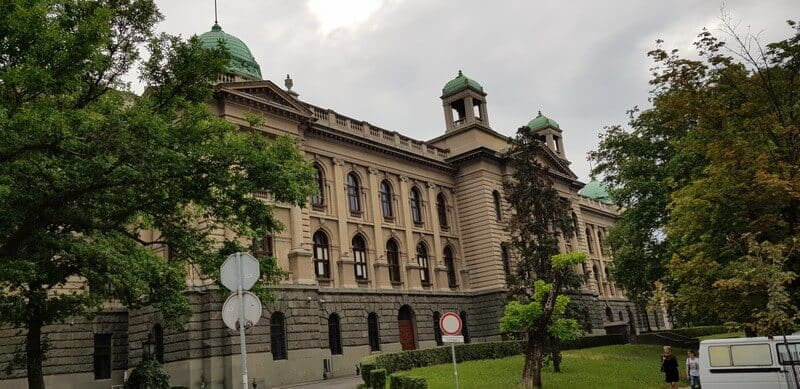 Things to do in Belgrade: House of National Assembly of the Republic of Serbia