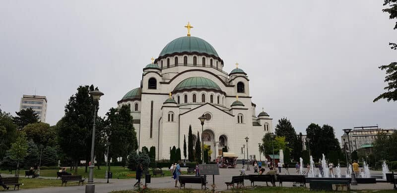 Things to do in Belgrade: Cathedral of Saint Sava