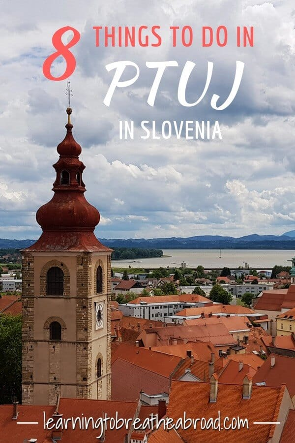 8 Things to do in Ptuj in Slovenia