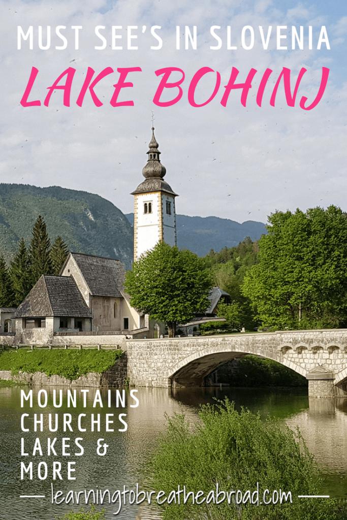 Things to do in Lake Bohinj, Slovenia | Cycling around Lake Bohinj | Cable Car up Mount Vogel | Things to do in Slovenia | Eastern Europe #lakebohinj #cyclelakebohinj #slovenia #europe #easterneurope #mountvogel