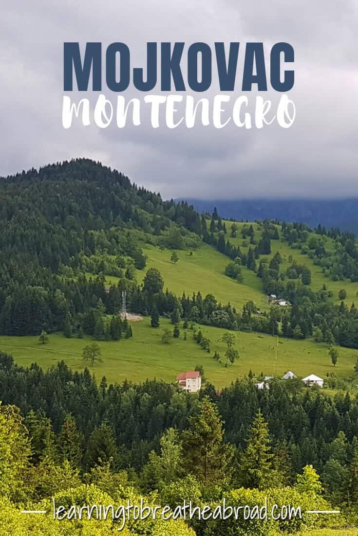 Mojkovac is a small town in Montenegro. Places to see in Montenegro. Things to do in Montenegro. #montenegro #montenegrotravel