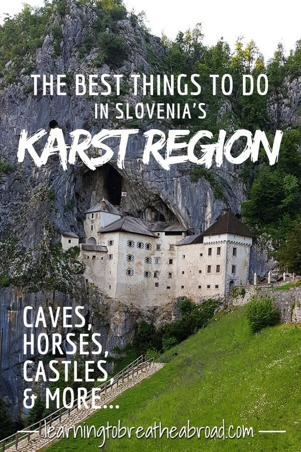 Our favourite things to do in Slovenia\'s Karst Region