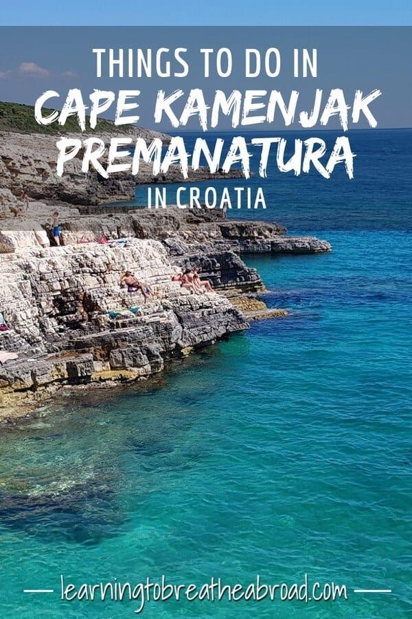 Things to do in Cape Kamenjak Premanatura in Croatia