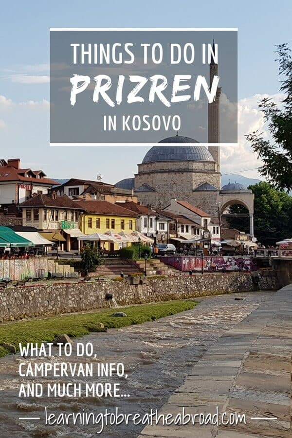 Things to do in Prizren in Kosovo
