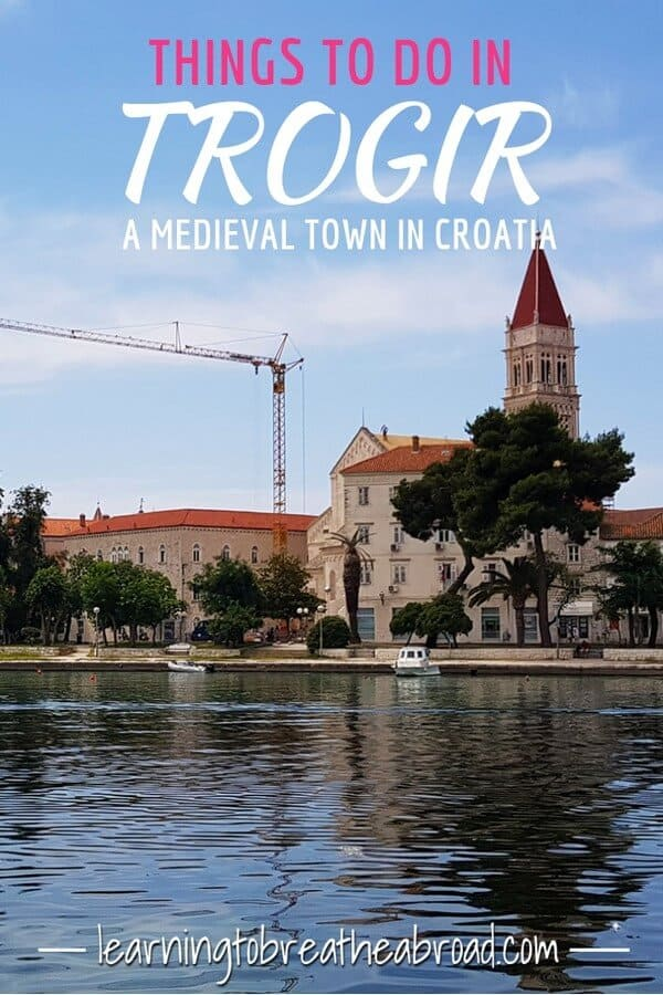 Things to do in Trogir, a medieval town in Croatia