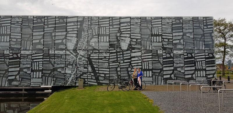 Broeker Veiling Museum in Zuid-Scharwoude