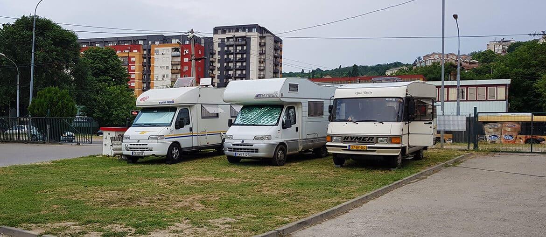 Belgrade Campervan Repairs
