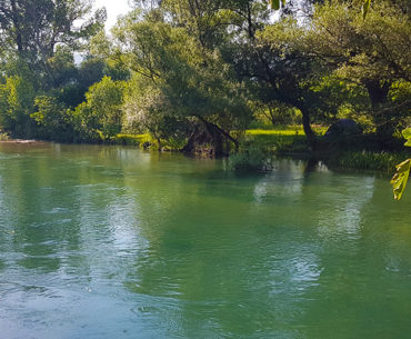 Bosnia-Borders, Buna River and Blagaj