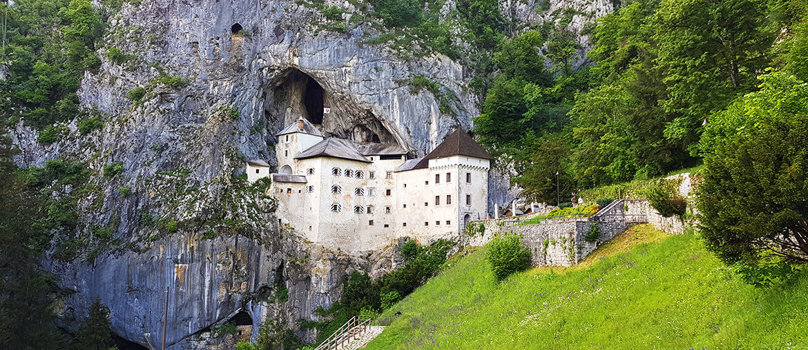 Our favourite things to do in Slovenia's Karst Region: Predjama Castle