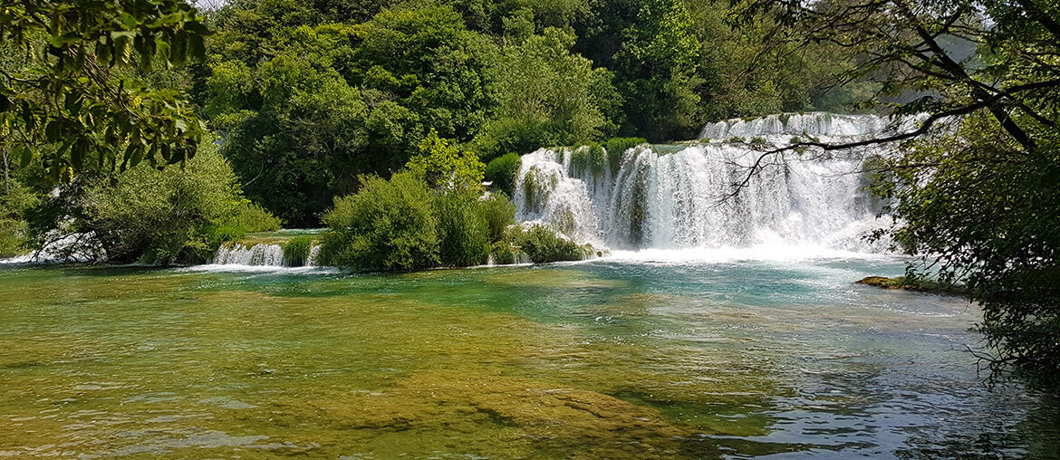 Exploring Krka National Park & Skradinski Buk Waterfall