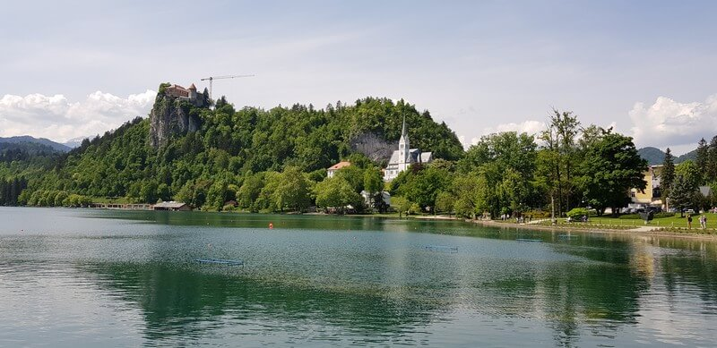 Things to do in Lake Bled: Bled Castle and Lake Bled