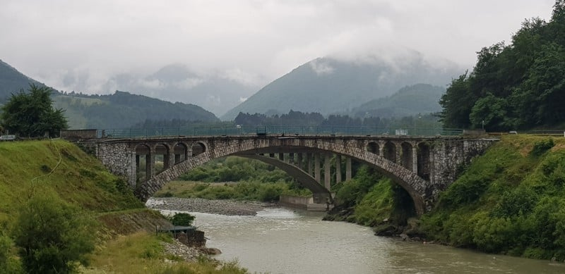 Mojkovac in Montenegro