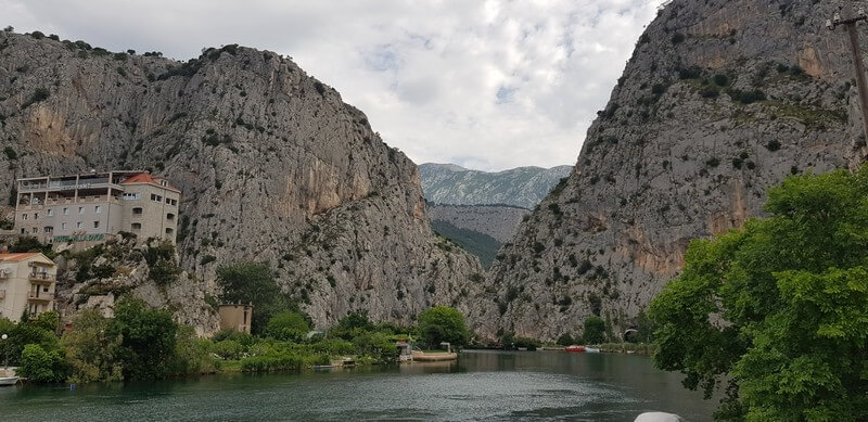 Things to do in Omis: Cetine River Canyon