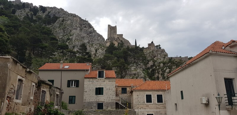 Things to do in Omis: Mirabelle Fortress