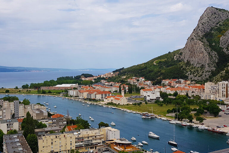 Things to do in Omis, Croatia